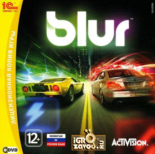 Скачать blur бесплатно игру на компьютер