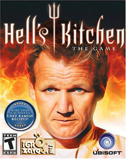 Hell's Kitchen: The Game / Адская Кухня: Игра