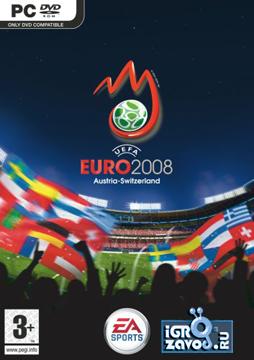 UEFA Euro 0008 / УЕФА Евро 0008 + Русские комментаторы