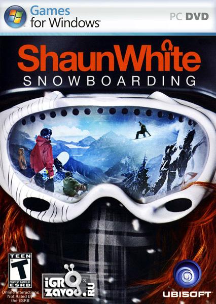 Игру Одним Файлом Shaun White Snowboarding