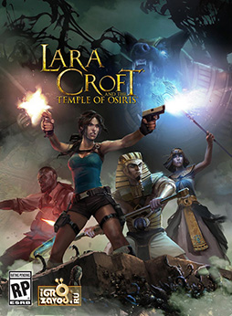 Lara Croft and the Temple of Osiris / Лара Крофт и Храм Осириса