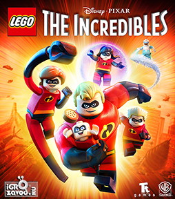 LEGO The Incredibles / ЛЕГО Суперсемейка