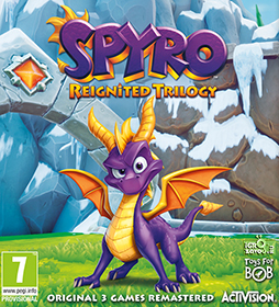 Spyro Reignited Trilogy / Спайро: Разожжённая трилогия (Ремастеринг)