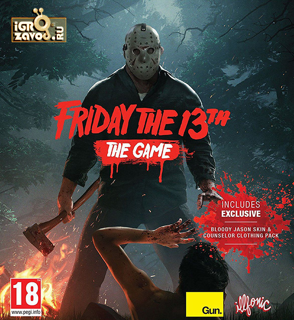 Friday the 13th: The Game / Пятница, 13-е: Игра