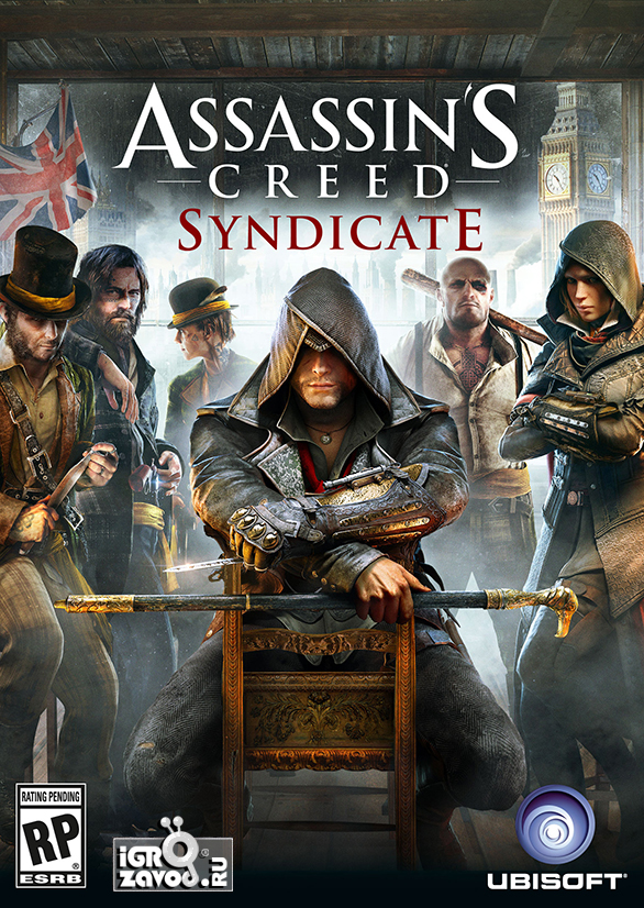 Assassin's Creed Syndicate — Digital Gold Edition / Кредо ассасина: Синдикат — Цифровое Золотое издание