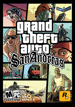 Grand Theft Auto: San Andreas / ГТА (GTA): Сан-Андреас