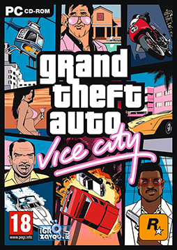 Grand Theft Auto: Vice City / ГТА: Вайс-Сити / GTA: VC