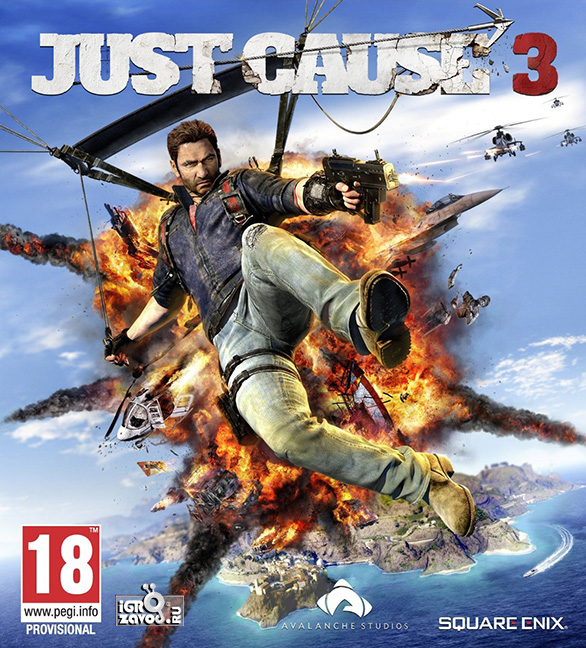 Just Cause 3: XL Edition / Правое дело 3: Издание XL