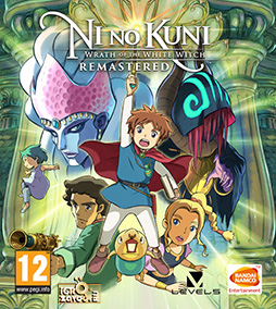 Ni no Kuni: Wrath of the White Witch — Remastered / Ни но Куни (Вторая страна): Гнев белой ведьмы — Ремастеринг