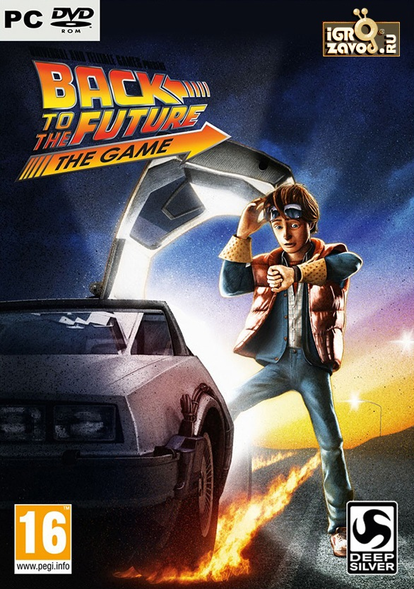 Back to the Future: The Game. All Episodes / Назад в будущее: Игра. Все эпизоды