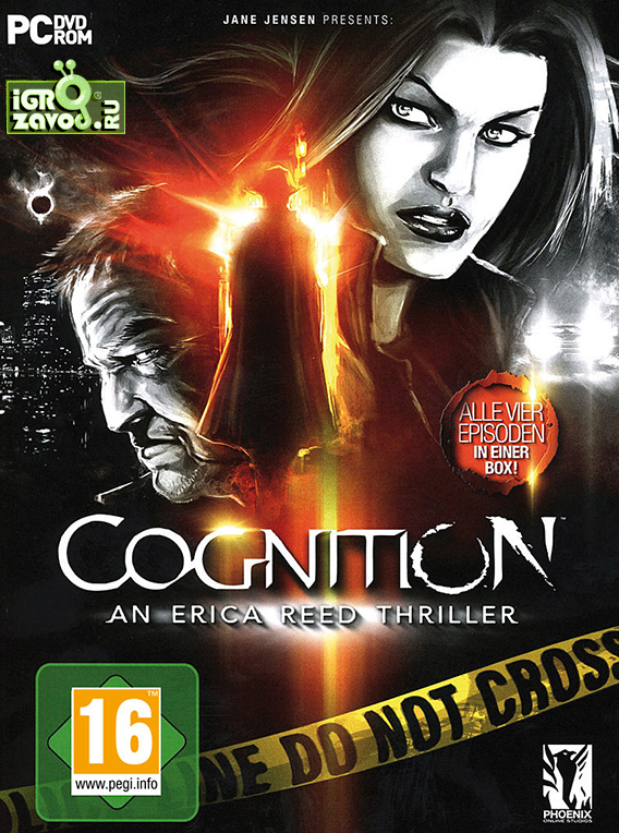 Cognition: An Erica Reed Thriller. All Episodes [Все эпизоды]