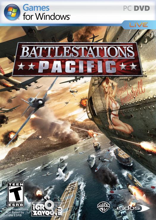Battlestations антология скачать торрент