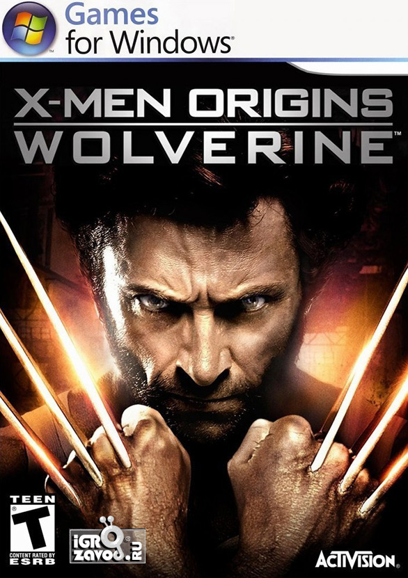 X-Men Origins: Wolverine / Люди Икс: Начало. Росомаха