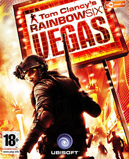 Tom Clancy's Rainbow Six: Vegas / «Радуга Шесть» Тома Клэнси: Вегас